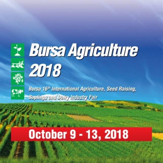 Bursa Agriculture 2018 in Turkey