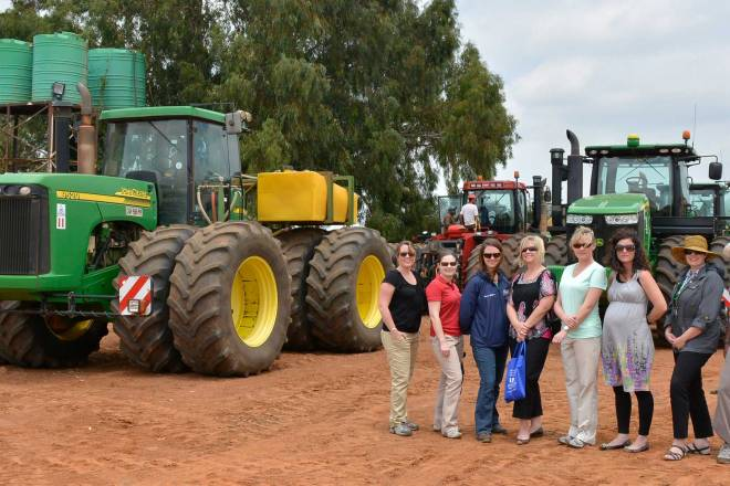 Farm Visit South Africa