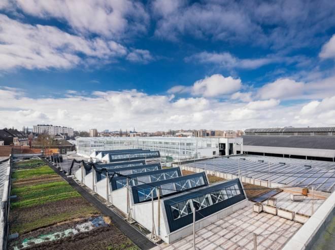"BIGH - ""Ferme Abattoir"" One of the biggest urban farms in Europe"
