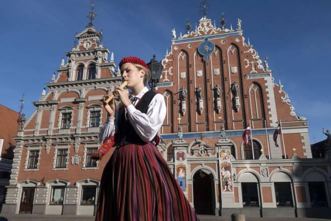 Baltics' cities