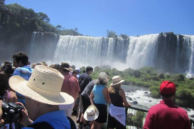 Iguassu Falls in South America - We can take you there!