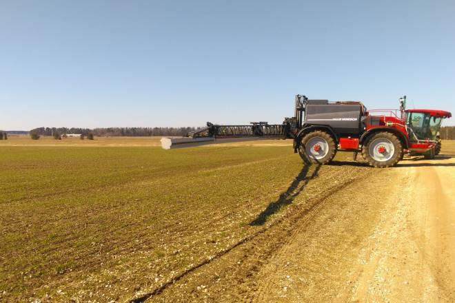 Farms in Estonia