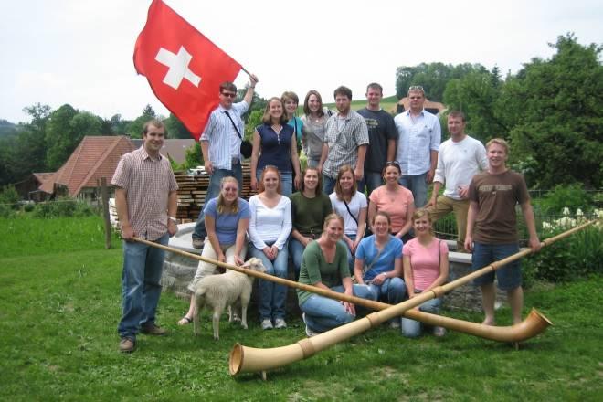 tours in Switzerland