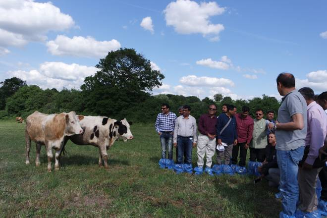 A glimpse of our agricultural tours in Turkey
