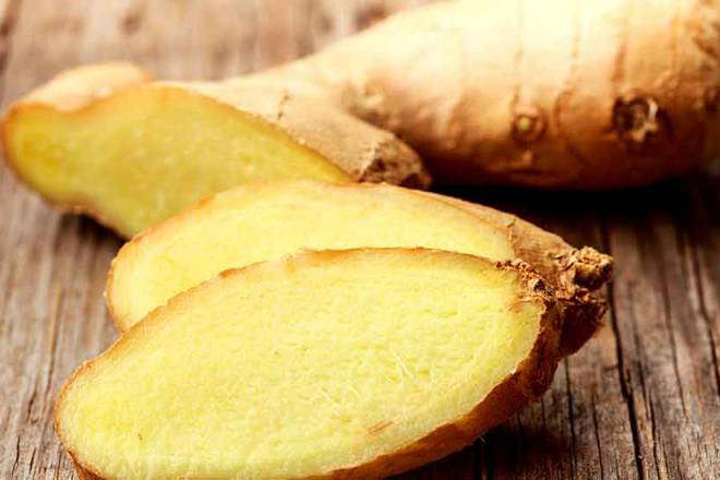 Peruvian Ginger